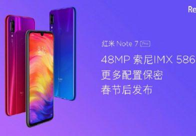 Redmi Note 7 Pro sarà il primo smartphone con Snapdragon 675?