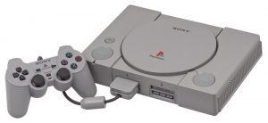 console retrogaming ps1