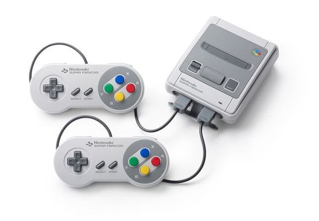 console retrogaming snes