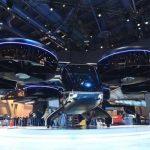 """Al CES 2019 arriva il """"taxi aereo"""": un mega drone per trasportare persone da un partner di Uber"""