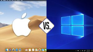 macOS vs Windows 10