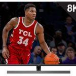 CES 2019, al debutto la nuova serie di TV 8K da 75 pollici di TCL