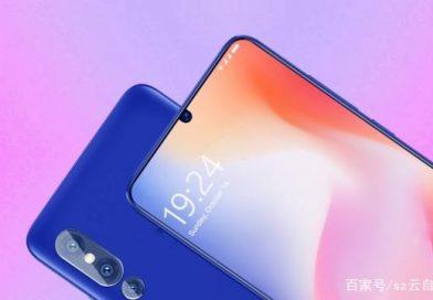 Xiaomi Mi 9 appare in un concept, sarà Full Screen e con tacca waterdrop?
