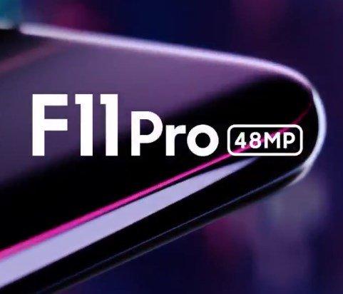 Oppo F11 Pro 48 MP
