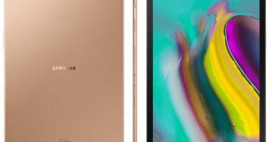 Samsung Galaxy Tab S5e è ufficiale con cornici al minimo a buon prezzo insieme a Galaxy Tab A 10.1