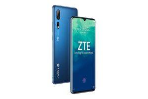 smartphone 5G ZTE