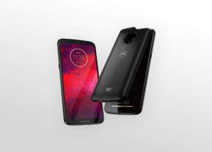 smartphone 5G Motorola