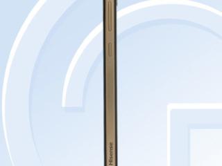 Hisense HLTE216T spunta al  TENAA con batteria da oltre 5.000 mAh