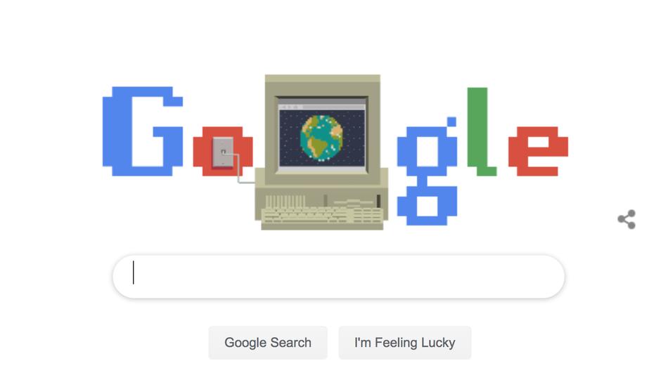 google doodle www