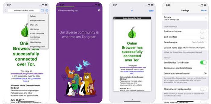 navigare anonimi onion