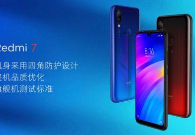 Xiaomi annuncia Redmi 7 con Snapdragon 632 e costa meno di 100€