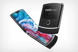 smartphone pieghevoli motorola