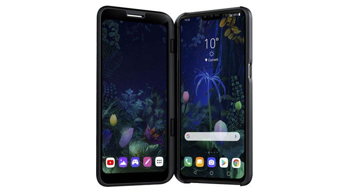 smartphone pieghevoli lg