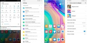 interfacce android emui