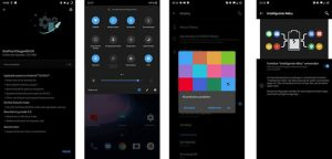 interfacce android oxygenos