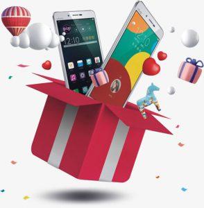 telefono gratis regalo