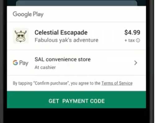 app in contanti