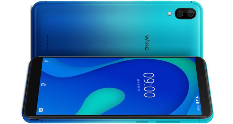 wiko y80 android go