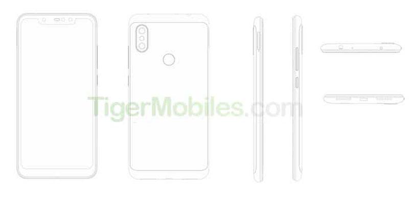 xiaomi brevetto smartphone
