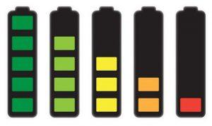calibrazione batteria