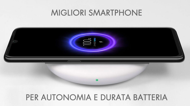 migliori smartphone batteria