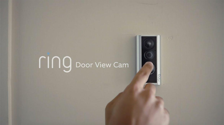 amazon ring door view cam