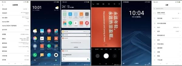 android q mi 9