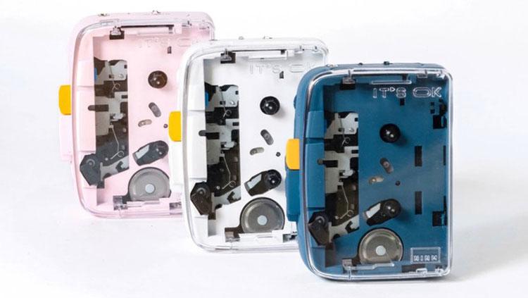 lettore di cassette Bluetooth