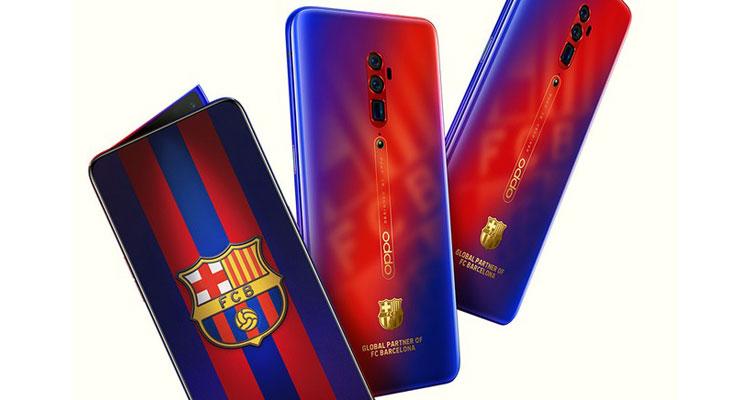 oppo reno 10x barcelona edition