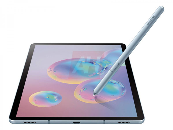 S Pen tablet