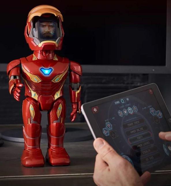 avengers iron man robot