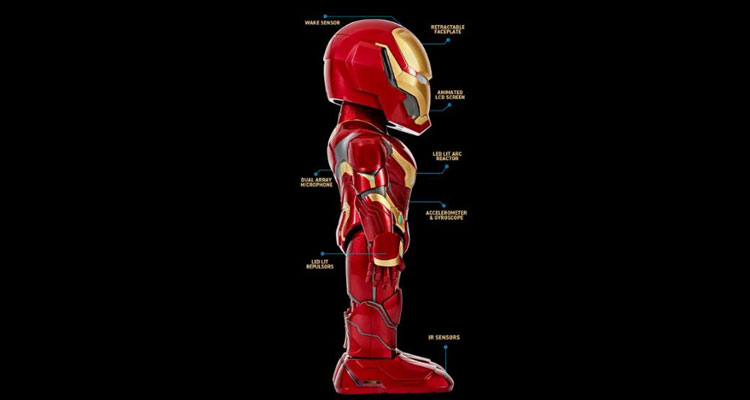 xiaomi avengers endgame ironman mk50