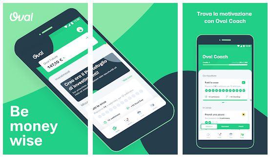 oval app per risparmiare soldi