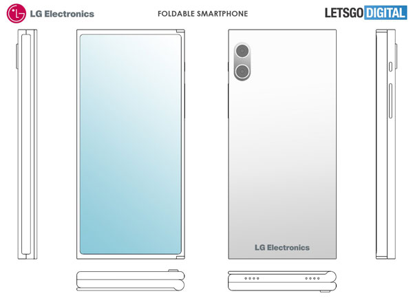lg smartphone pieghevole