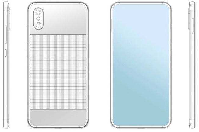 smartphone xiaomi pannelli solari