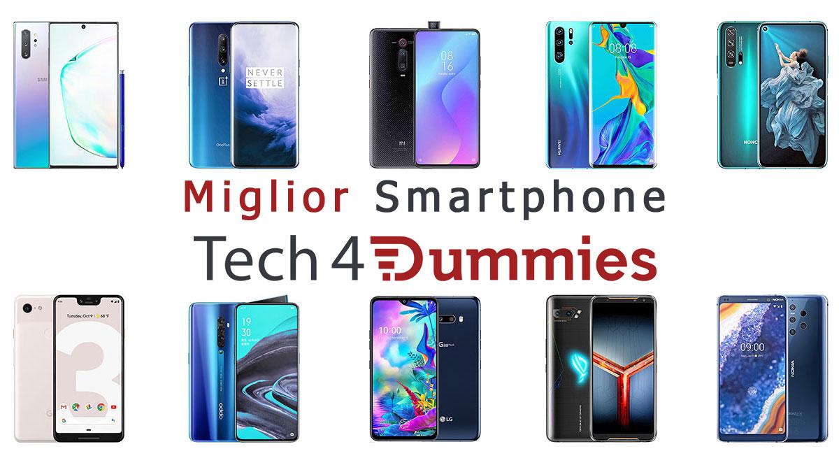 Miglior smartphone Android | Febbraio 2020 | Classifica e