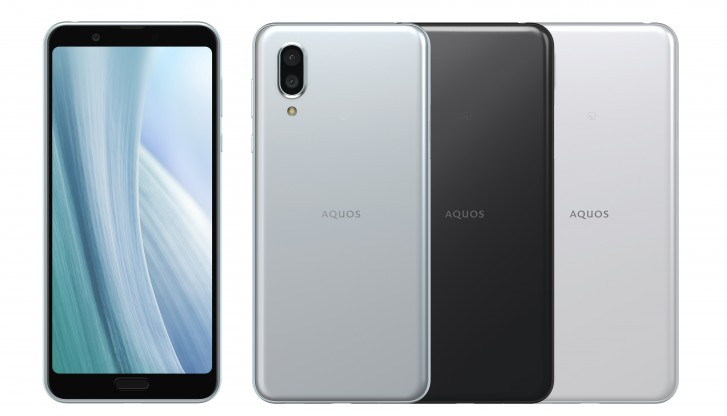 sharp aquos sense3 plus