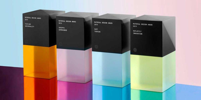 google material design award 2019