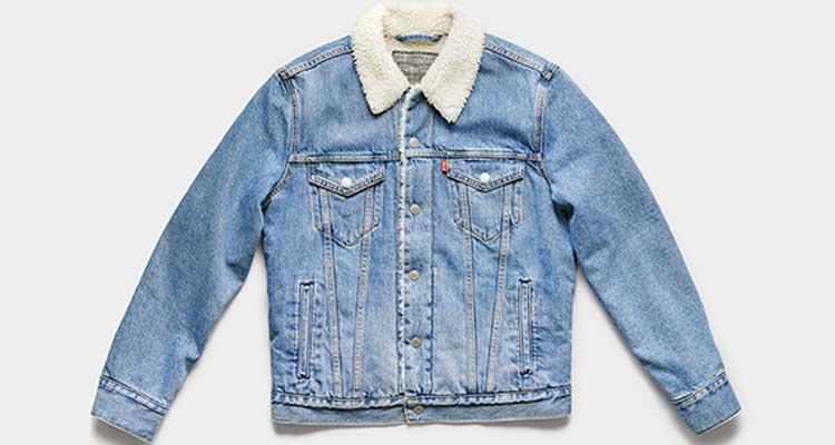google levi's giacca smart