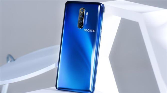 Realme X2 Pro retro