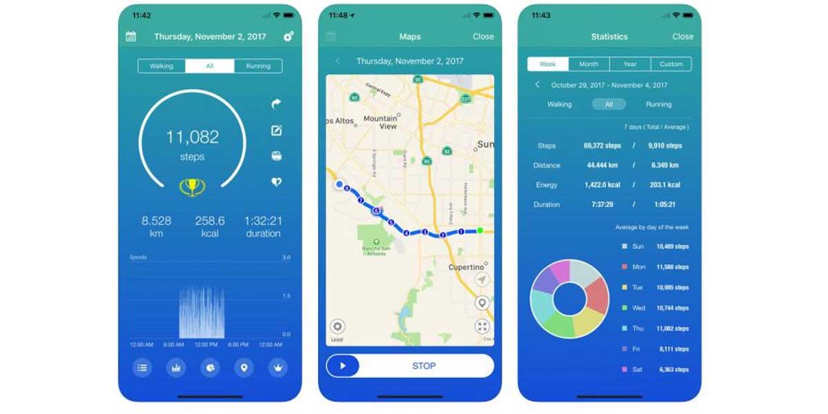 Top 5 Migliori App Contapassi E Conta Calorie Gratis Per Android