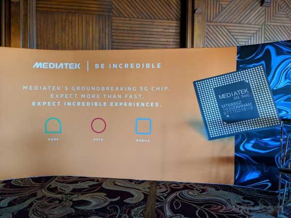 processore mediatek 5g