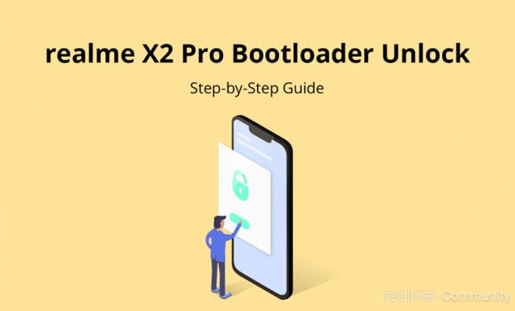 realme sblocco bootloader