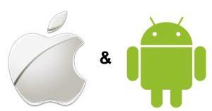 autoradio 1 din con supporto Android e iPhone