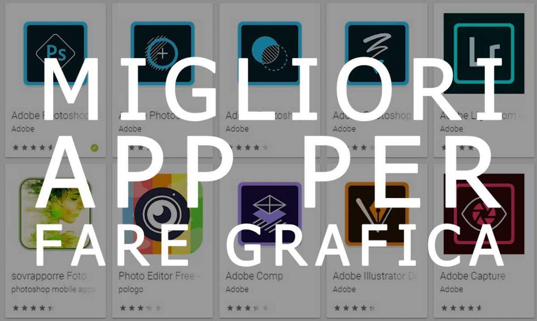 app per grafica
