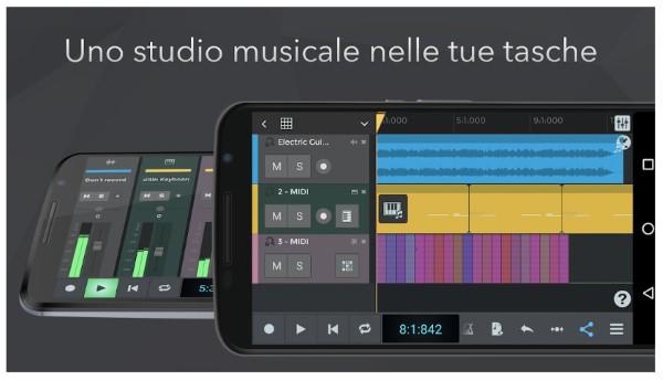 n-Track Studio musicale