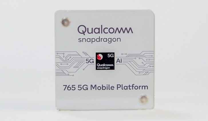 qualcomm snapdragon 765