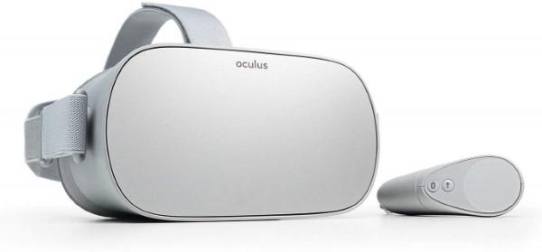 oculus go visore vr