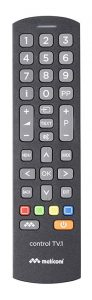 meliconi control tv.1