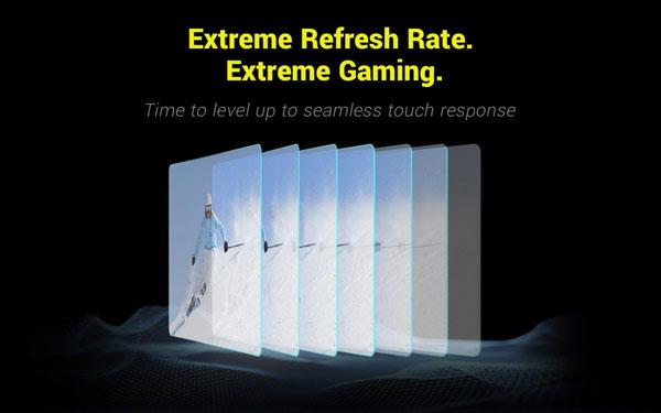 poco x2 frequenza di aggiornamento
